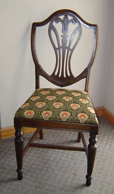 The Finest Custom Upholstery Available